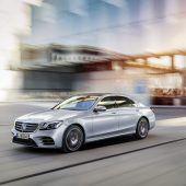 Die S-Klasse von Mercedes will Weltklasse bleiben