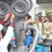 Stählerner Florian für Kehlegger Feuerwehr