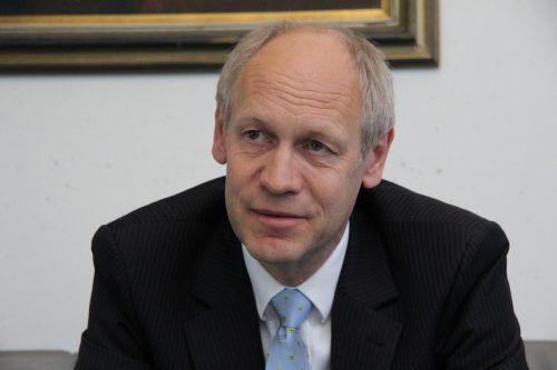 Fondsmanager Dr. Hendrik Leber kommt nach Schwarzach. Foto: VN