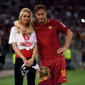 Roma-Legende Totti beendet seine Karriere