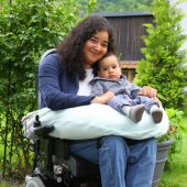 Trotz schweren Handicaps gingen ihre größten Träume in Erfüllung