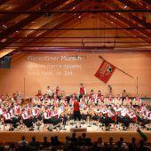 Schwarzenberg begrüßte den Frühling musikalisch