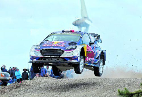 Führung in der Rallye-WM ausgebaut: Sebastien Ogier. Foto: apa