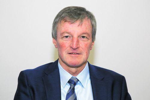 Für große Verdienste um das Meeting geehrt: Hans Aberer.