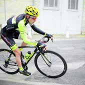 Patrick Schelling beim GP in Lugano Zwölfter