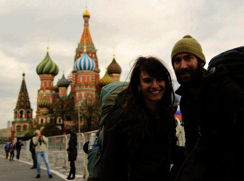 Gwen und Patrick zeigen, dass es sich lohnt, die Welt zu entdecken, auch wenn man nur mit kleinem Budget reist. foto: gwen/patrick