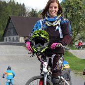 Den Sprung in die BMX-Elite im Visier