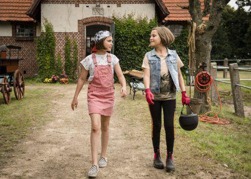 """""""Hanni & Nanni"""" kehren auf die Leinwand zurück. Foto: Universal"""