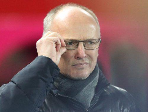 Hans Zellhofer wünscht sich einen positiven Saisonabschluss. gepa