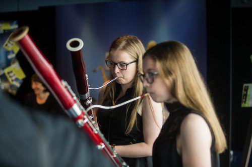 Heuer findet wieder ein Blasmusik-Camp für Jugendliche statt.