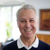 """<p class=""""caption"""">Hugo Rogginer aus Hard: Bürgermeister a.D., Obmann des Seniorenbundes Hard und Obmann-Stellvertreter des Vorarlberger Seniorenbundes, der rund 18.000 Mitglieder umfasst.</p>"""