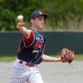 Drei Partien in vier Tagen für die Baseballer