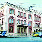 Kapitän-Miša-Gebäude