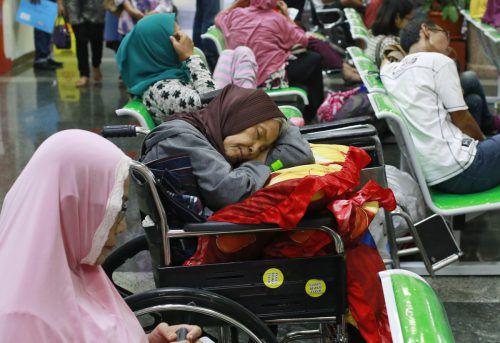 In der indonesischen Hauptstadt Jakarta waren von dem Angriff zwei Krankenhäuser betroffen. Foto: APA