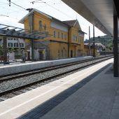 Bahnhofsumbau biegt jetzt in Zielgerade ein