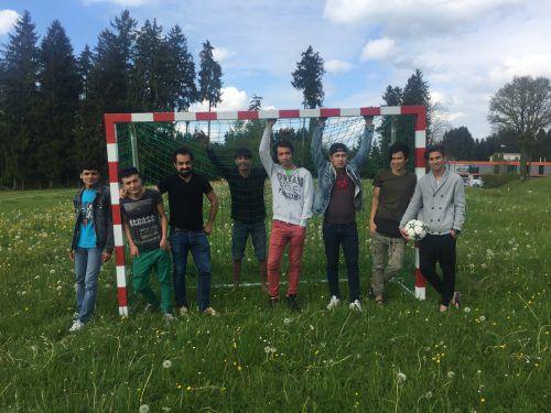 In Hohenweiler haben die jungen Afghanen eine neue Heimat gefunden. Sie hoffen, dass sie in der Gemeinde bleiben dürfen.