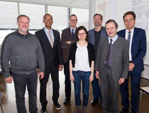 International angesehene Onkologen und Pathologen aus Österreich, Deutschland und der Schweiz tagten in Feldkirch. Foto: KHBG