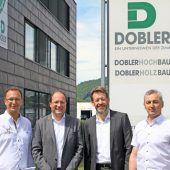 Bodner-Gruppe steigt bei Dobler Hochbau ein