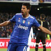 Khedira für Finale gegen Real fit