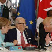 Donald Trump schlägt zurück