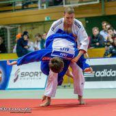 Judoka Böhler im Weltcup auf dem Podest