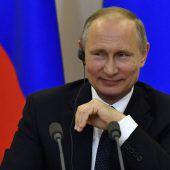 Putin bietet Trump Unterstützung an