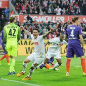 Köln nach Tor-Spektakel auf Europa-League-Kurs