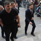 Messi sammelt Pleiten: Nach Titelverlust nun Haftstrafe