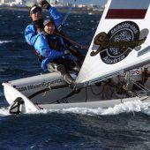 Bargehr/Mähr segeln an Medal Race vorbei