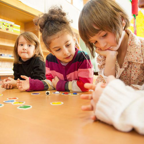 Lustenau wird in den kommenden Jahrzehnten mehr Kindergartenplätze brauchen.  Foto: Gemeinde