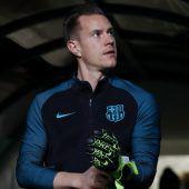 Barcelona bindet Torhüter Ter Stegen bis 2022