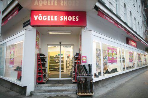 Masseverwalter Gisinger sieht reelle Chancen für 26 der noch bestehenden 30 Vögele Shoes-Filalen. Foto:APA