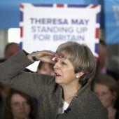 EU und Großbritannien stellen beide auf stur