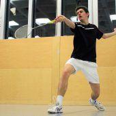 Badmintonass hat den Nationalkader im Blick