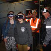 ÖBB informierten über Sicherheit am Bahnhof