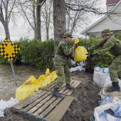 Montreal ruft Notstand wegen Hochwasser aus