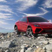 Sportwagen-SUV: 650 PS für 200.000 Euro