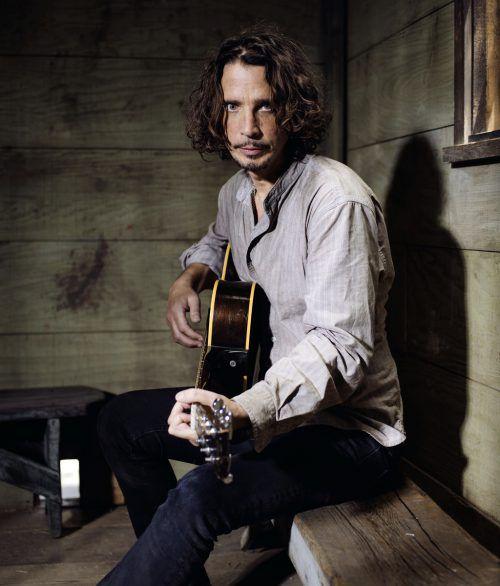 Musiker Chris Cornell ist im Alter von 52 Jahren verstorben. Foto: AP
