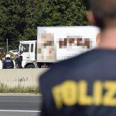 Flüchtlingsdrama auf der A 4 führt zu Mordanklage