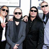 Metallica ersetzen gestohlene Ausrüstung
