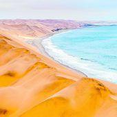 Weite, Wüste und viele wilde Tiere
