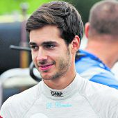 Doppelsieg für Lotus-Pilot Rene Binder