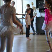 Tanzabteilung lädt Interessierte ein