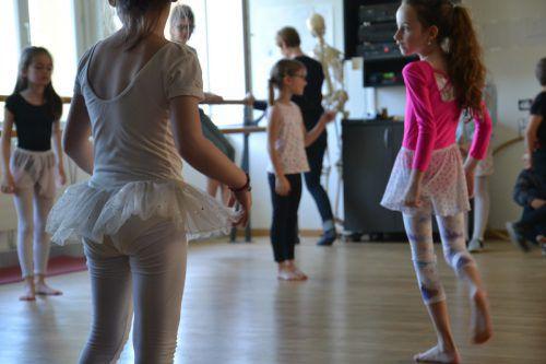 Nicht nur Ballett unterrichtet die Musikschule. Foto: MS