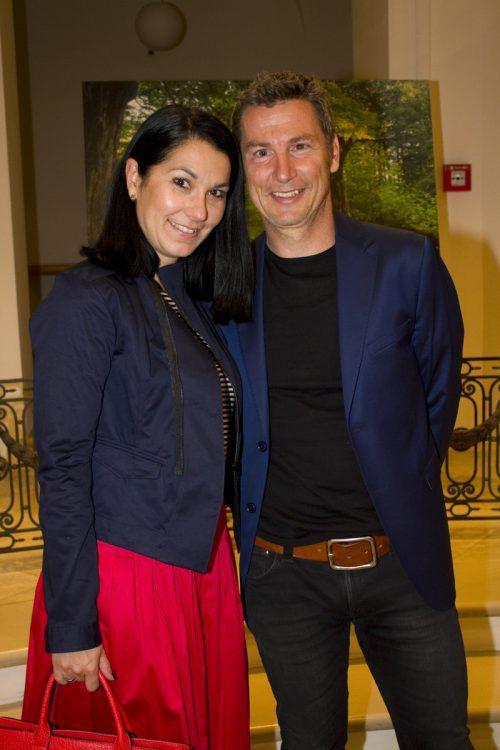 Nicole Schedler und Klaus Feldkircher. FOTOS: FRANC