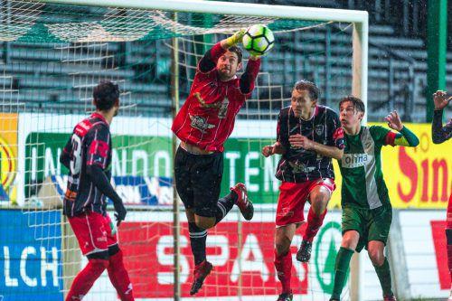 Noch spielt Lukas Hefel beim FC Schwarzach. Foto: vn/stiplovsek