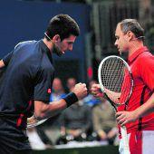 Novak Djokovic trennte sich von Trainer Vajda