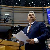 Heftige Kritik an EU-Parlament
