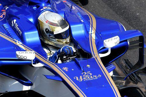 Pascal Wehrlein klagte nach dem Unfall über leichte Beschwerden.