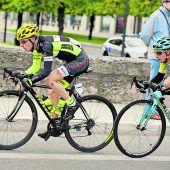 Wildcard in Lugano für das Radteam Vorarlberg